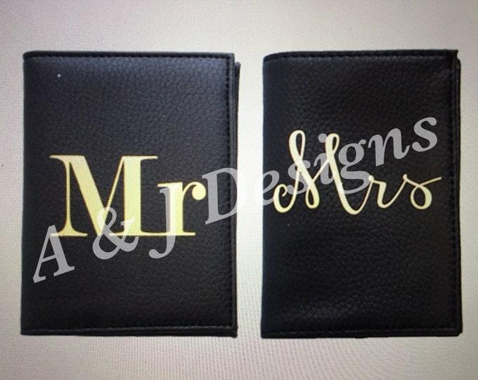 Mr & Mrs Passport Holders
