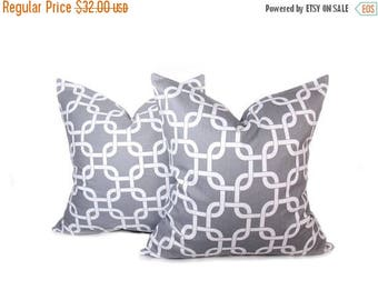 15% Off Sale Accent Pillows Gray Decorative Throw pillow Pillow Covers Gray Pillow Toss Pillow Cm .Grey Cushion covers  home decor pillows 1