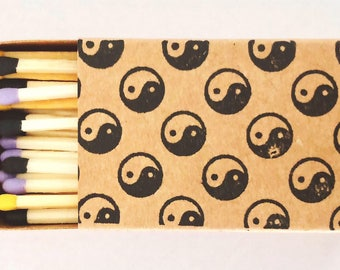 Matchsticks  . Rituals Incense . Matchbox