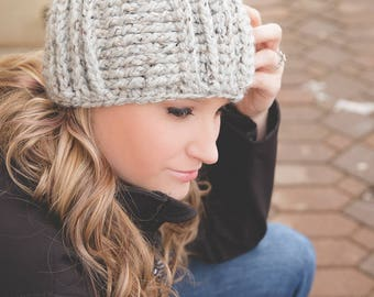 Crochet Pattern for Ridgeline Ear Warmer - One Size fits most teen/adults - Welcome to sell finished items