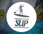 Standup Paddleboard (SUP)...