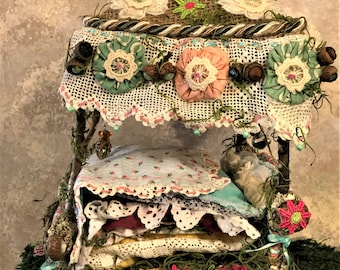 Princess and the Pea Fairybed
