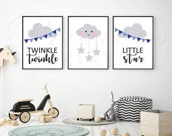 Twinkle Nursery Collection
