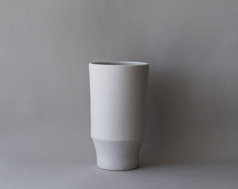 Light Gray Vase