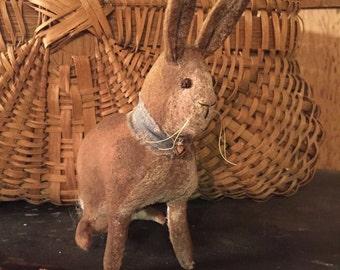 Primitive Vintage Style Garden Hare