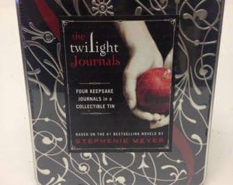 The Twilight Saga Collectible Journals