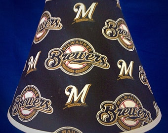Brewers Lamp Shade