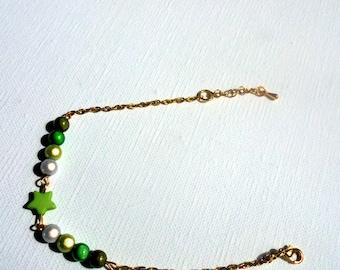 3 gradient bracelet