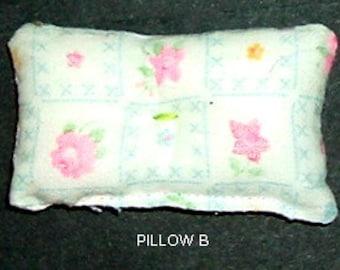 Miniature PILLOW (B) HAND MADE