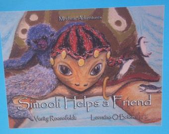Simooli Helps a Friend - The Merbear Adventures by Verity Roennfeldt