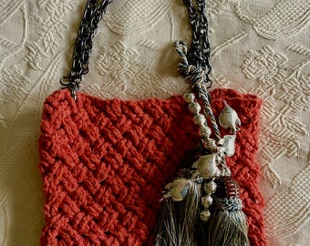 Celtic Weave Bag