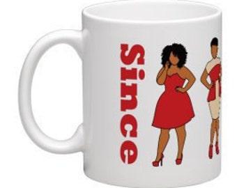 Delta Inspired Divas Mug