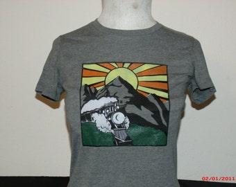 """Grateful Dead Shirt. Women's """"He's Gone"""" T-shirt"""