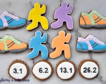 Running Sugar Cookies