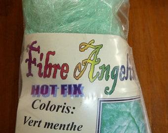 Mint green Angelina fibre, 10gr