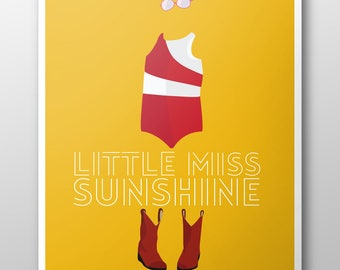 Movie poster - Little Miss Sunshine