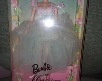 Vintage Barbie Marzipan as the Nutcracker Doll 1998 with Box Beautiful Doll Excellent Condition