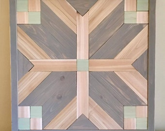 Custom Made Wood Quilts