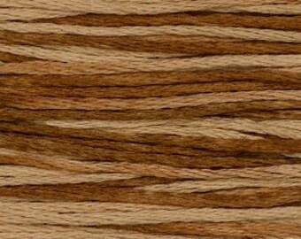 1226 Butterscotch - Weeks Dye Works 6 Strand Floss