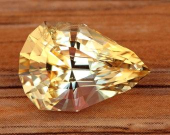 5.24 Carat Tanzanian Scapolite Garnet Gemstone Precision Cut Gem