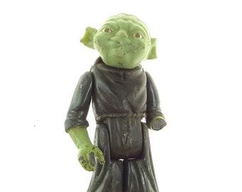 Yoda Star Wars Action Figure Damaged