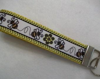 Bumble Bee Key Fob