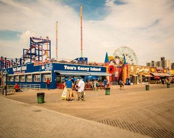 Photography, New York City Coney Island