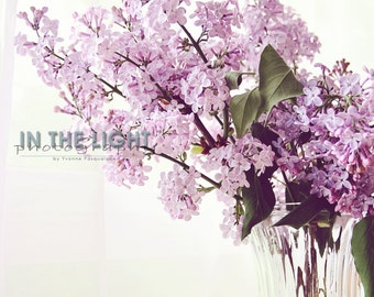 Vase of Lilacs - Fine Art Photography