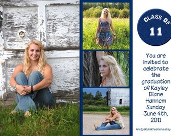 Graduation Announcements-DIGITAL