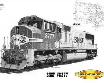 BNSF8277