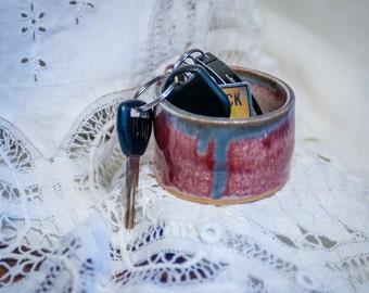 Ceramic Key Holder or Candle Holder