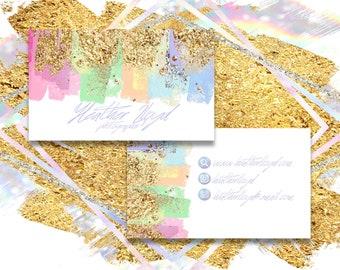 Custom Business Card x Colorful Business Card x Digital Business Card