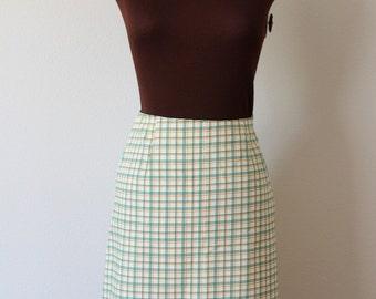 Vintage 1960's Summer Fields Mini Skirt (s)