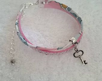 Bracelet Liberty of London Phoebe and her key 17 cm