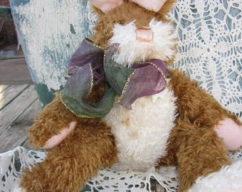 A Lovely Sweet Vintage Boyds Bears Bunny Rabbit