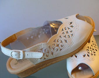 Spring Step Sandal Made in Italy Size 39