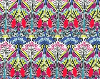 Liberty Fabric Tana Lawn Half Yard Ianthe A