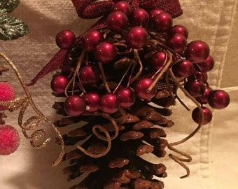 Beautifully Handcrafted Holiday Ornament