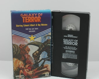 Galaxie de la terreur [VHS] (1981)