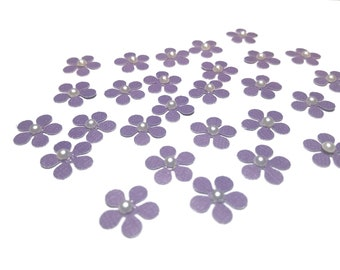 Embellishments for scrapbooking and card making - flowers