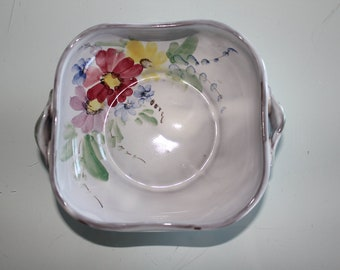 Handpainted Small bowl by Arabia Finland