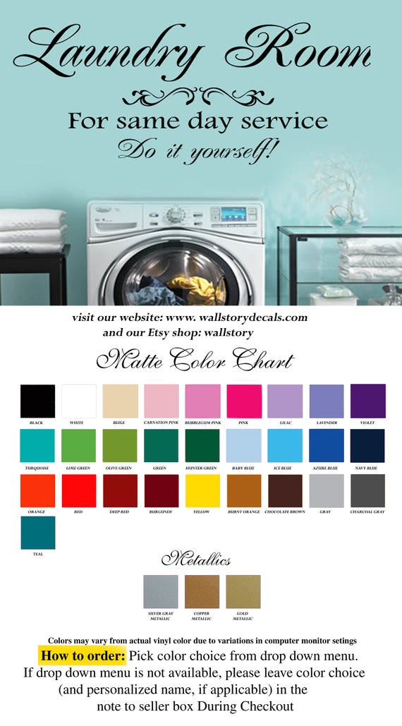 Family wall quotes laundry room for same day service do it family wall quotes laundry room for same day service do it yourself vinyl wall lettering decal large size options wall quotes solutioingenieria Choice Image