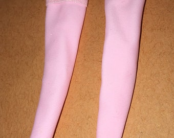Bubble gum pink tights/stockings Fits Topper Dawn