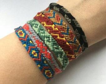 Justice League Friendship Bracelets