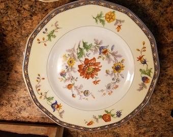 Vintage Theodore Haviland Rare 'Cluny' pattern pieces