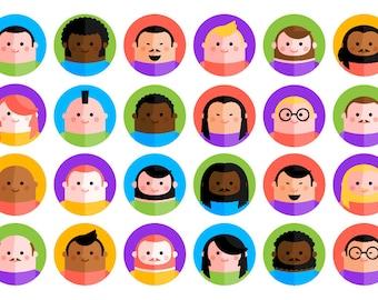 84 Cool male avatars