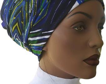 Dreamy Tones Huggee Locks Beanie™ Cap Hat Jersey Knit Lined Tam Slouchy Beanie Jewish Beanie Tichel Hat Hijab Beanie Handmade