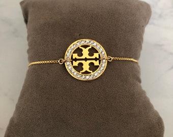 Gold Slider Bracelet
