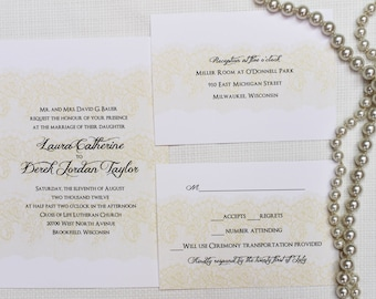 Lace Inspired Wedding Invitations: DColovenotes