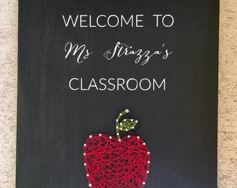 Classroom Sign, Teacher Gifts, Teacher Sign, Teachers Gifts, Teachers Sign, Classroom Door Sign, Teacher Christmas, CLassroom Decor